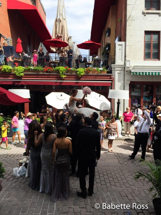 Wedding in the Old City