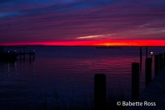 LBI, Beach Haven, Sunset