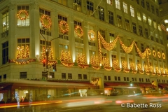 Saks Fifth Avenue Christmas Decoration