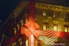 Cartier Christmas Decoration