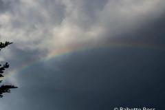 Nebukawa Train Station Rainbow