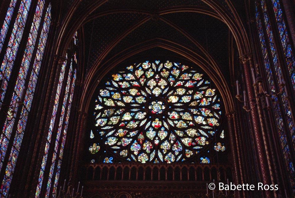 Sainte Chapelle 1997-09-04