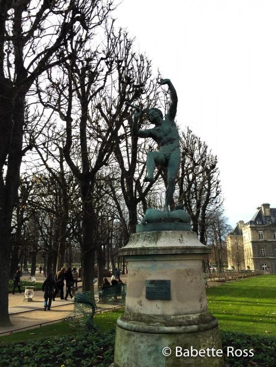 Luxembourg Gardens 2015-12-05