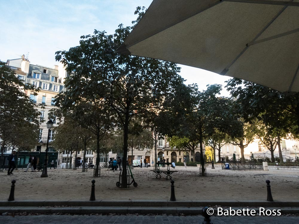 Place Dauphine 2018-09-10