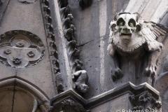 Notre Dame Gargoyle 2009-07-09