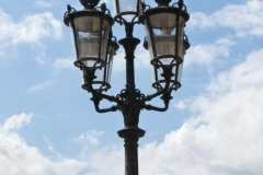 Tuileries Garden Street Lamp 2009-07-09