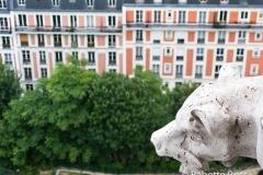 Sacre Coeur Gargoyle 2009-07-10