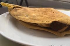 Nutella Banana Crepe 2015-11-13