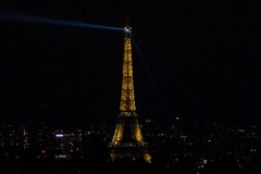 Eiffel Tower from Montmartre 2015-12-05