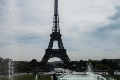 Eiffel Tower from Trocadéro 2018-09-10