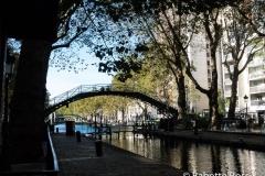 Canal Saint-Martin Pont d'Amélie 2018-09-10