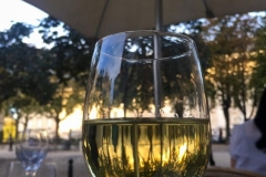 Wine at Place Dauphine 2018-09-10