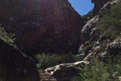 Waterfall Trail, White Tank Mountain Regional Park