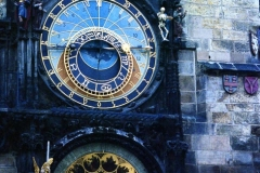 Old Town Hal lAstronomical Clock, Prague 1996-09-27