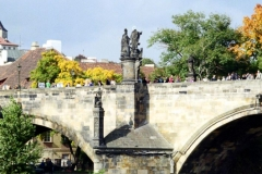 St. Charles Bridge 1996-09-28