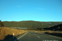 between Motueka & Punakaiki