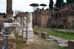 Forum, House of the Vestals 2010-10-09