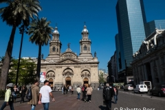 Cathedral Metropolitana, Plaza de Armas