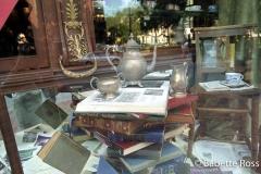 Tea Cafe Window