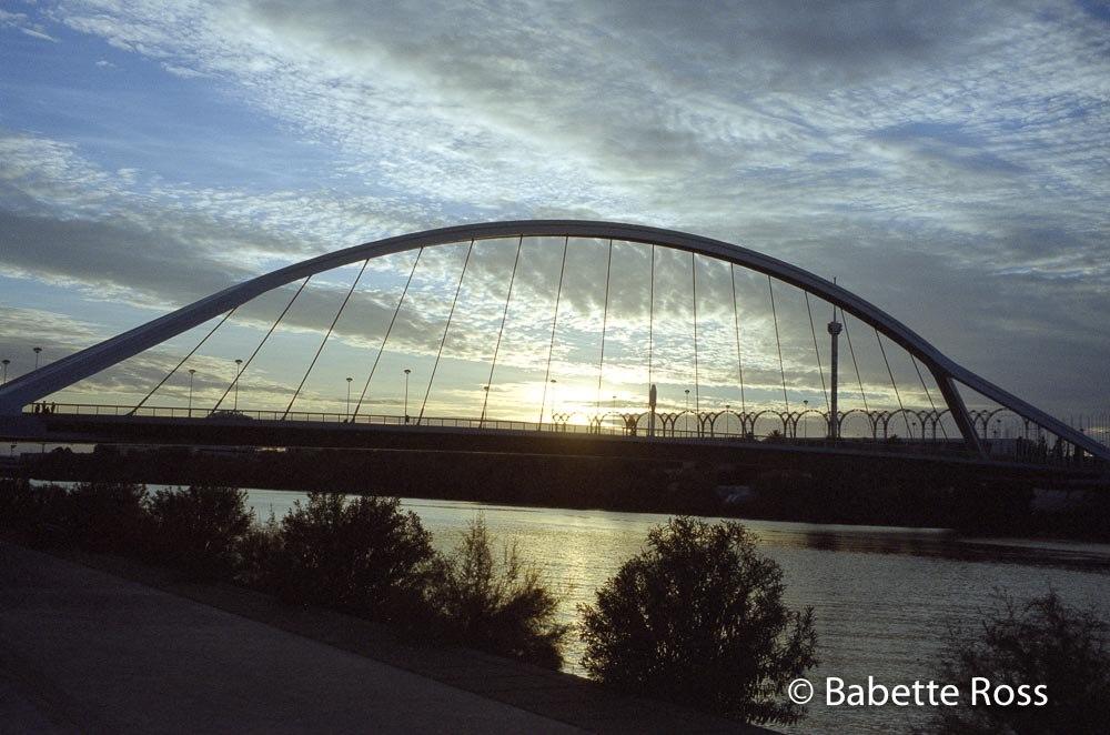 Bridge over Rio Guadalquivir