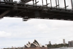 Harbor Bridge - Sydney Opera House