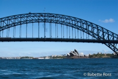 Harbor Bridge, Opera House