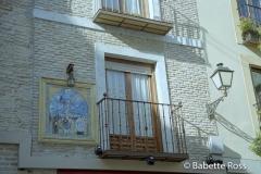 Balcony & Tiles