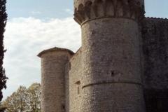 Castello de Meleto 1998-11-18