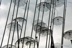 Biennale, Umbrella Installation