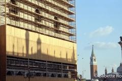 Shadows in Piazza San Marco