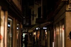 Nighttime Street