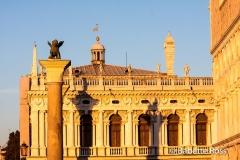 Lion of Venice Column