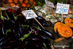 Rialto Market Vegetables