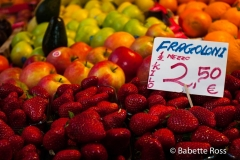 Rialto Market Strawberries