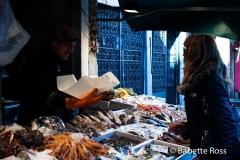 Rialto Market Shopping