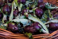 Rialto Market, Artichokes