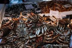 Rialto Market, Crabs