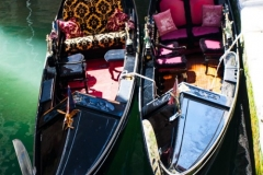 Pair of Gondolas