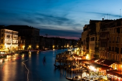 View from the Rialto Bridge