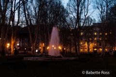 Park Zrinjevac, Zagreb 2013-03-19